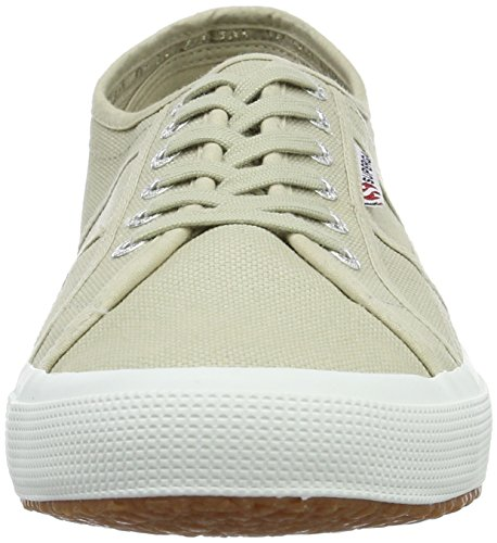 Superga 2750-Cotu Classic, Sneakers Basses Unisexe adulte Braun (Taupe)