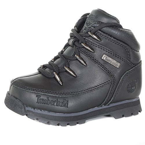 Timberland Euro Sprint 2 Infants Boots - Black 11 Child UK