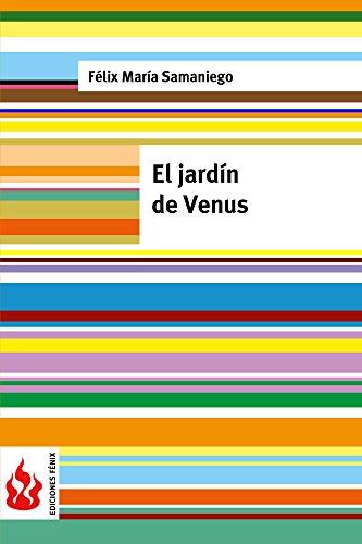 El jardín de Venus: (low cost). Edición limitada (Ediciones Fénix)