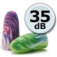Preisvergleich für 3 x 20 Paar Ohrstöpsel Moldex 7800 Plugs Zündkerze