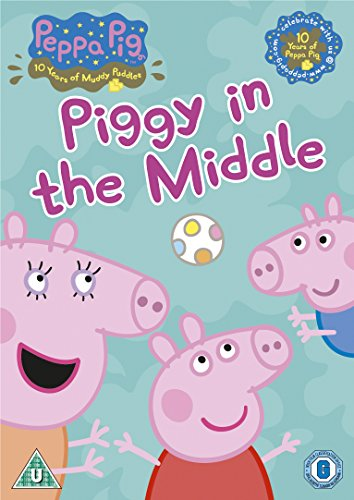Peppa Pig - Piggy In The Middle & Other [Edizione: Regno Unito] [Edizione: Regno Unito]