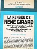La Pensée de René Girard