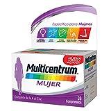 Multicentrum Complemento Alimenticio con Vitaminas Mujer - 30 Unidades