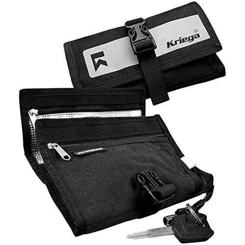 Preisvergleich Produktbild Kriega KSTSH Geldbörse Stash Travel Wallet Brieftasche