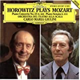 Vladimir Horowitz: Klavierkonzert 23 / Sonate KV333 (Audio CD)