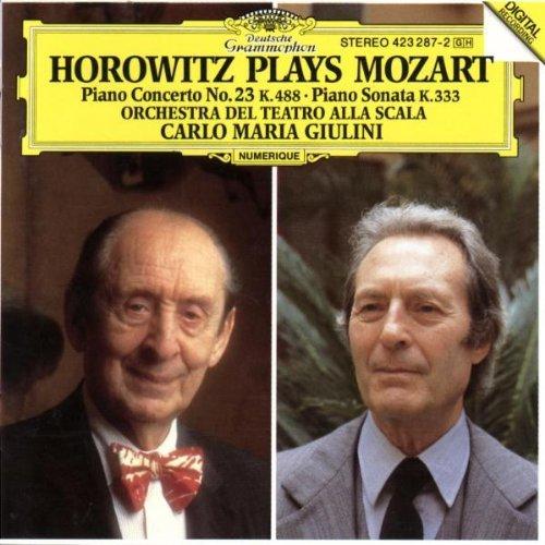 Horowitz plays Mozart