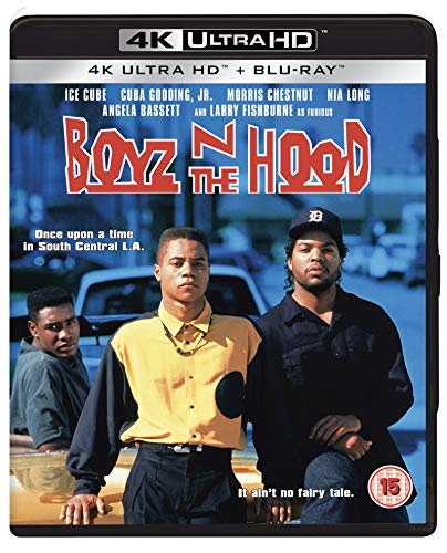 Boyz N' the Hood [Blu-ray] [UK Import]