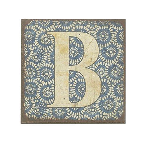 Heaven Sends Magnet-Buchstaben (7 x 7 x 0,3 cm) (B)