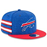 New Era NFL Buffalo Bills Authentic 2018 Sideline 9FIFTY Snapback Home Cap