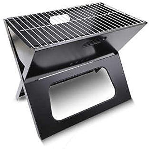Grill all'aperto stufa barbecue portatile pieghevole fornace di barbecue grill barbecue , 48*31*40 - Portable Grill All'aperto