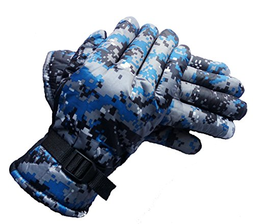 alexvyan®-genuine accessory- 1 pair blue special warm gloves,universal size Alexvyan®-Genuine Accessory- 1 Pair Blue Special Warm Gloves,Universal Size 51myf 2BPveHL