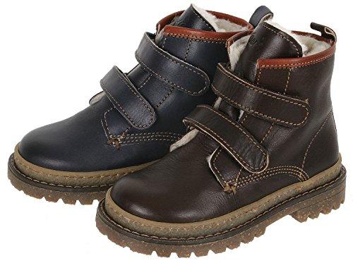 OCRA 276M Kinder Stiefeletten Boots Blau (638)