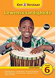 Study and Master Life Skills Grade 6 CAPS Learner's Book Afrikaans Translation