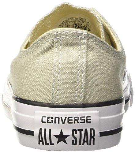 Converse Unisex-Erwachsene CTAS Ox Sneakers Grau (Light Surplus)