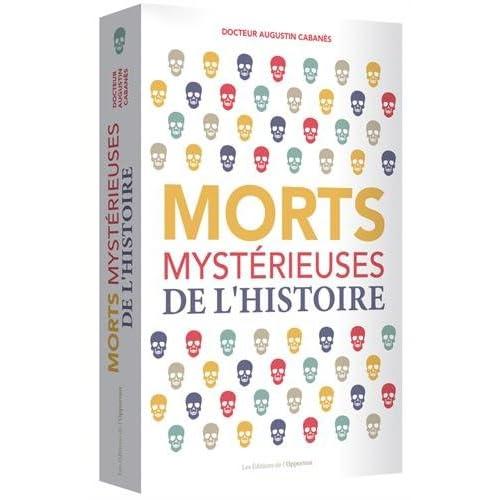 Morts mystérieuses de l'Histoire
