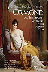 Ormond; or, the Secret Witness: With Related Texts (Hackett Classics) by Charles Brockden Brown (2009-09-15)
