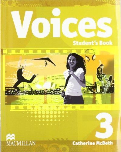 VOICES 3 Sb - 9780230033702