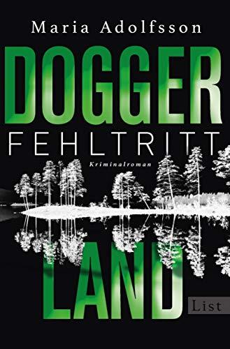 Doggerland. Fehltritt: Kriminalroman (Ein Doggerland-Krimi 1)