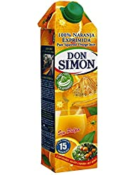 Don Simon Zumo de Naranja sin Pulpa - 1000 ml