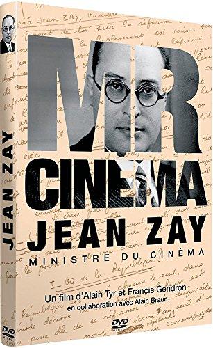 Jean Zay, Ministre du cinéma