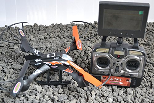 Jamara Loky FPV AHP+ Quadcopter mit Kamera