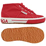Shoes Le Superga - 2754-nylj - Bambini - Red Papavero - 27