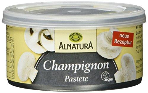 Alnatura Bio Champignon Pastete