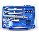 NSK Style Kit micromotore + contrangolo dentale +2 manipolo dentista ad alta velocit� 2 Fori di Levin dentale