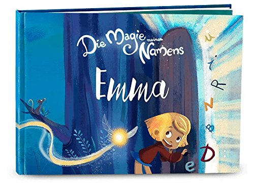Personalisiertes Kinderbuch - Die Magie meines Namens | My Magic Story - EUR 26,90