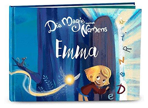 Personalisiertes Kinderbuch - Die Magie meines Namens | My Magic Story (Name Buch Der)