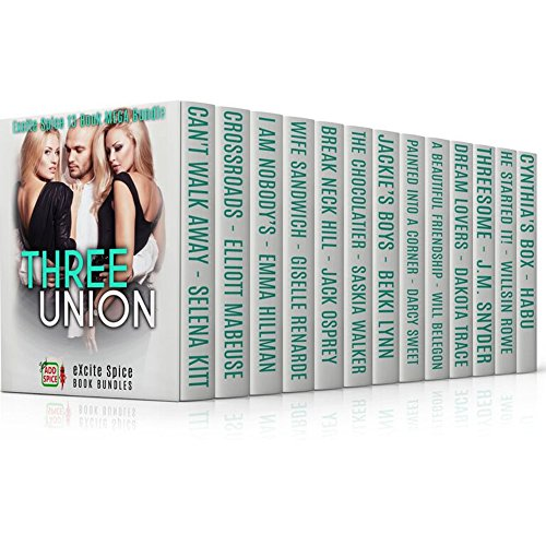 three-union-14-book-mega-bundle-excite-spice-boxed-sets-english-edition