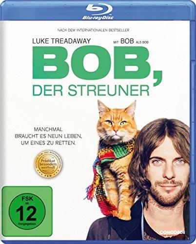 Bob, der Streuner [Blu-ray]