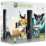 Console Xbox 360 Elite + 2 jeux inclus (Pure et Lego Batman)