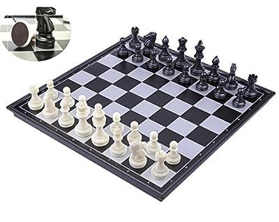 T Tocas Les échecs légers un jeu d'enfant jeu professionnel en plastique