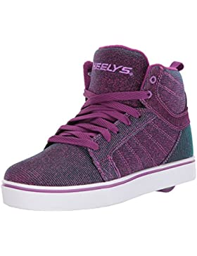 Heelys Uptown Gold/Purple Colourshift