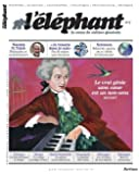 L'éléphant, N° 5, Janvier 2014 :