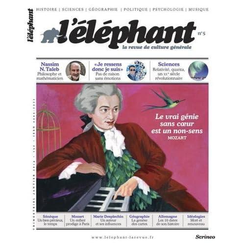 L'éléphant : La revue 05 (05)