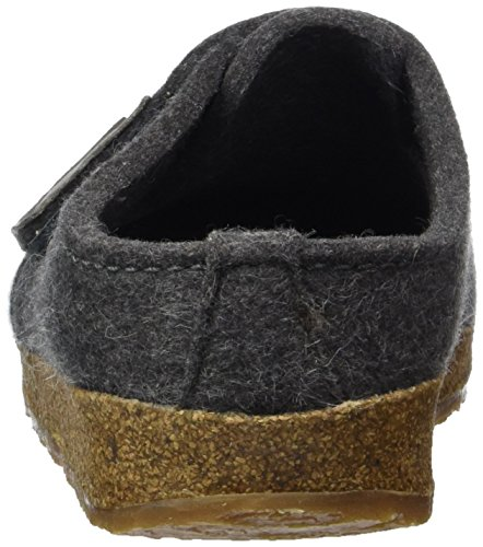 Haflinger Grizzly Ole, Sneakers basses mixte adulte Anthracite