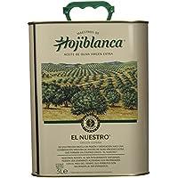 Aceite de oliva virgen extra hojiblanca 3 litros el nuestro lata