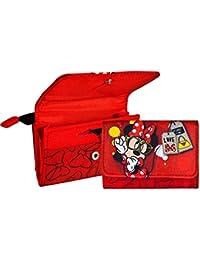 Disney Minnie Mouse - Los Niños Muchacha - Monedero, Portamonedas