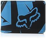 Fox Herren Fracture Badlands Geldbörse, Blau (Maui Blue), 2x7x13.5 cm