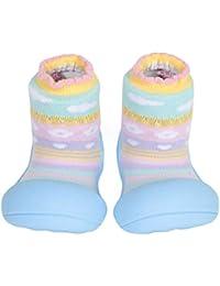 attipas attibebe Azul Bebé Walker–Zapatos de bebé Zapatos Zapatillas
