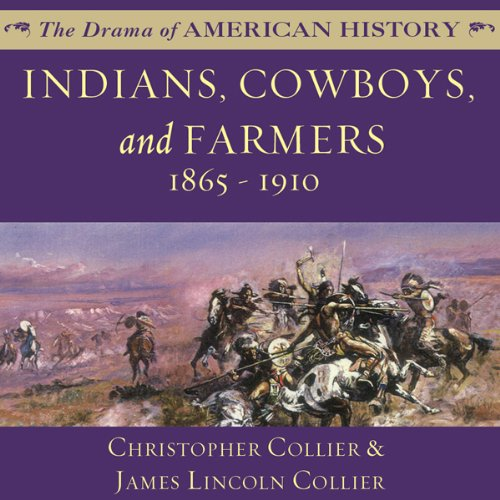 Indians, Cowboys, and Farmers, and the Battle for the Great Plains  Audiolibri