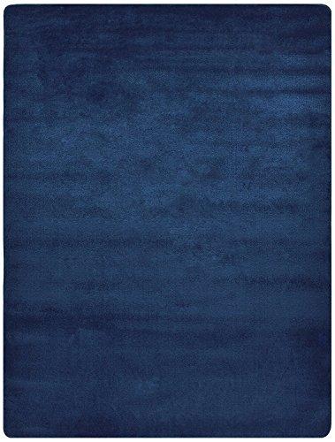 Oval Rug Collection (Euro Collection Teppiche, rutschhemmende Gummirückseite, maschinenwaschbar, verschiedene Farben erhältlich Modern 3'3