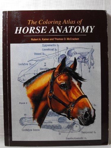 PDF][Download] Coloring Atlas of Horse Anatomy Best Seller