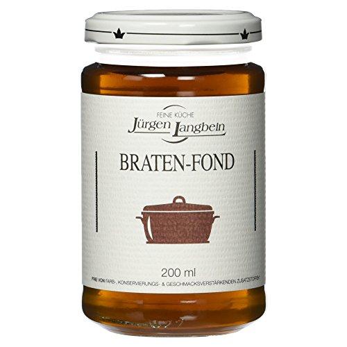 Jürgen Langbein Braten-Fond , 200 ml