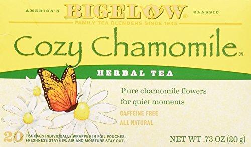 Cozy Chamomile Tea - 20 - Bag