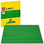 LEGO Base de color verde (10700)