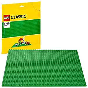 LEGO Classic Green Baseplate Supplement 10700 (Multi Color)
