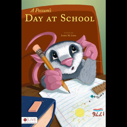 A Possum's Day at School  Audiolibri
